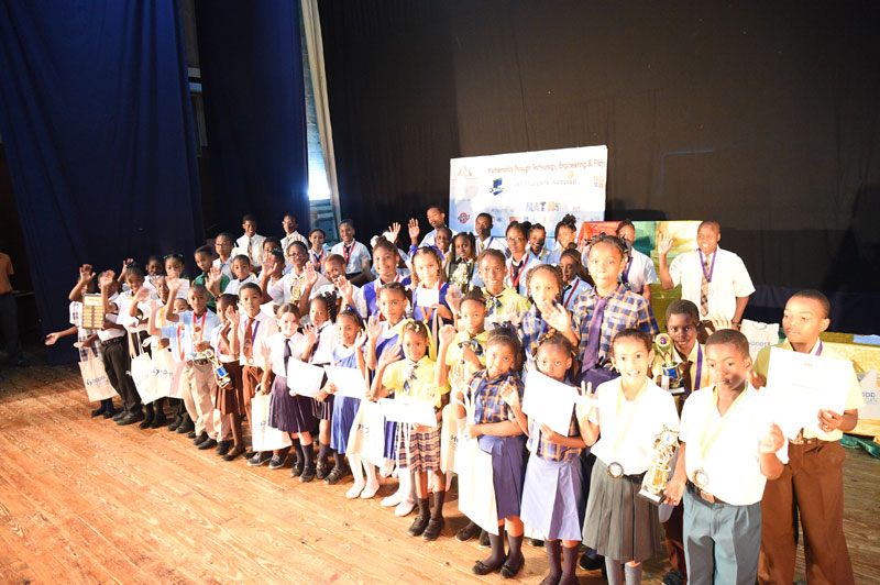 Ministry of Education Awards Winners of Numeracy Competition